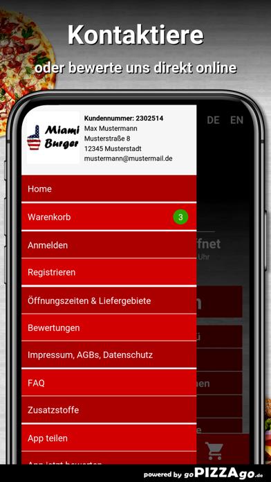 Miami Burger Augsburg screenshot 3