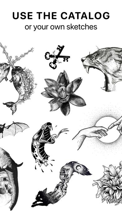 点击获取Tattoo — try ink body editor