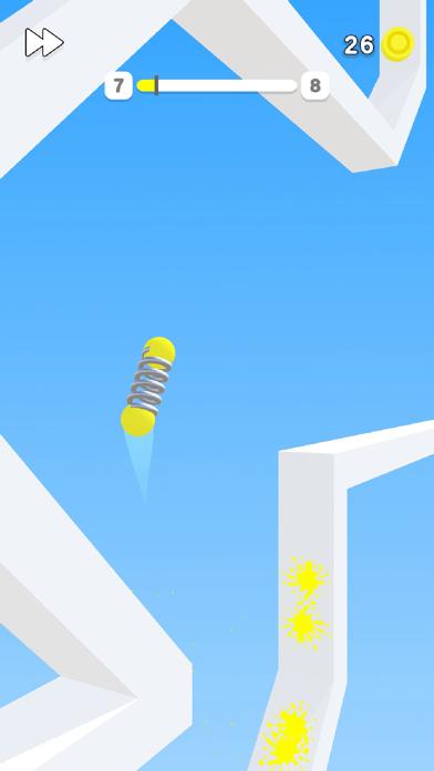 Bouncy Stick screenshot 2