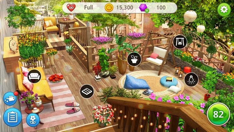 Home Design : My Dream Garden screenshot-4