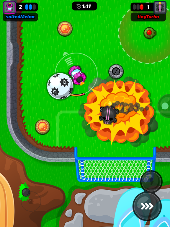 Motorball screenshot 7