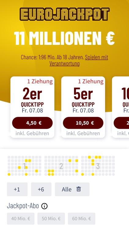 Lotto Brandenburg screenshot-4