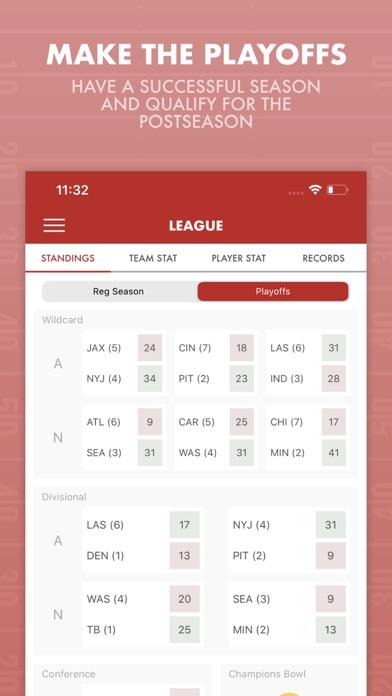 Pocket GM 21: Football Manager screenshot 5