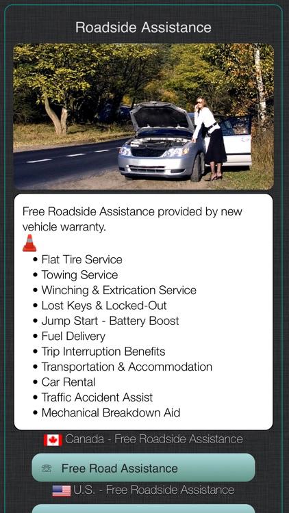 Cadillac Warning Lights Info screenshot-8