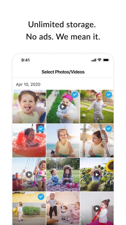 FamilyAlbum - Photo Sharing screenshot-3