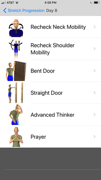 Stretch for Pain Relief Upper screenshot-5