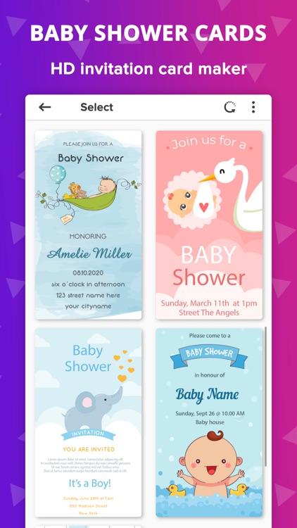 Baby Photo Editor - Baby Story screenshot-5