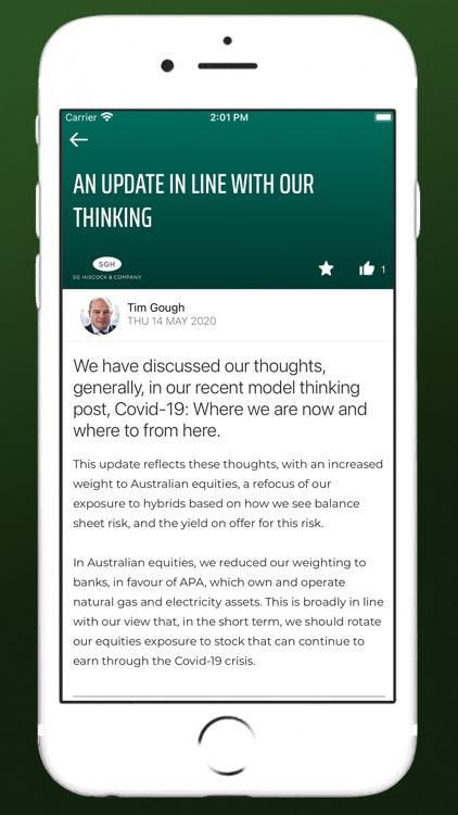 OpenInvest Investor App screenshot-4