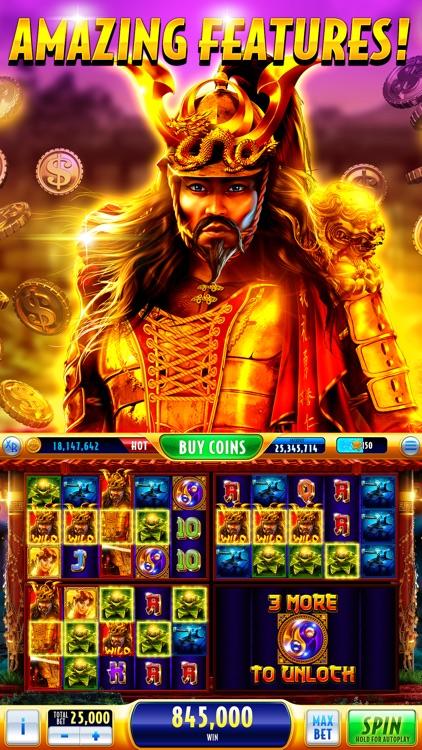 Xtreme Slots: 777 Vegas Casino screenshot-3
