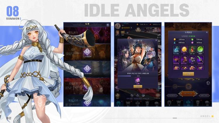 IDLE ANGELS : 여신전쟁 screenshot-7