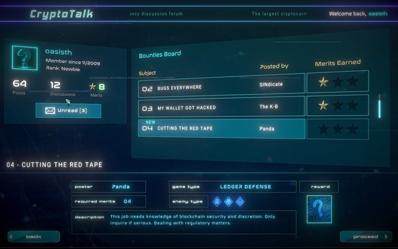Crypto: Against All Odds screenshot 5