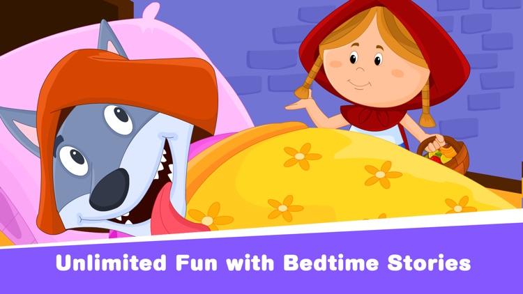 Kids Stories: Learn To Read screenshot-4