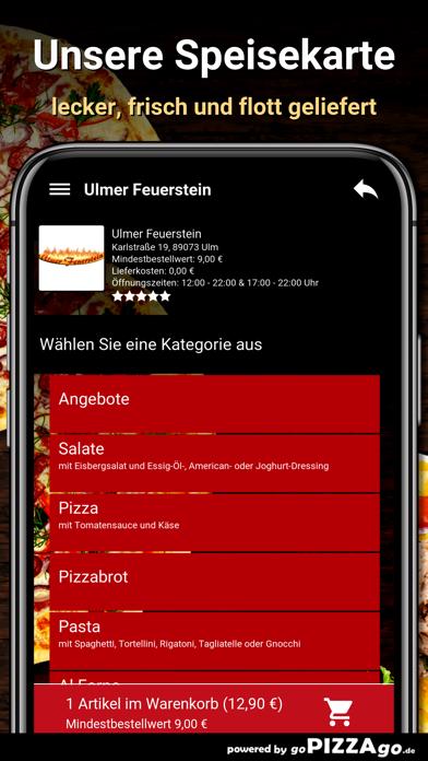 Ulmer Feuerstein Ulm screenshot 4