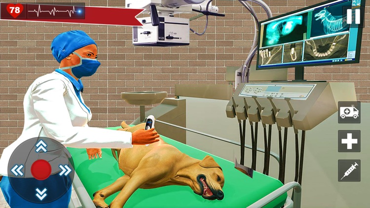 Animal Rescue Doctor Games 3D