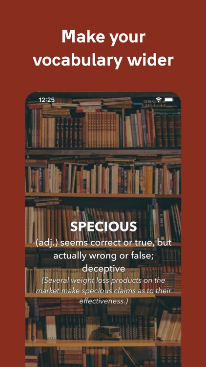 Vocabulary - Learn words daily screenshot-7