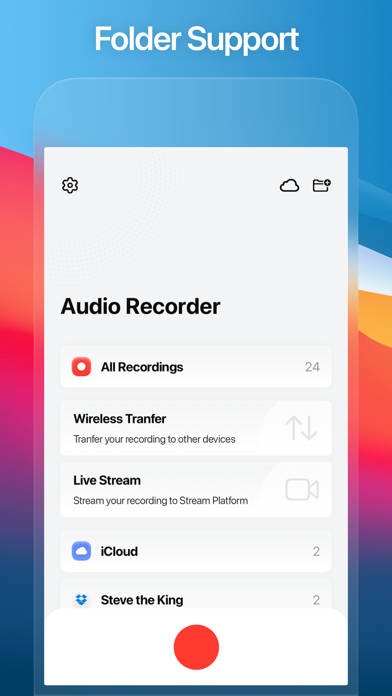 messages.download Audio Recorder - Audio Editor software