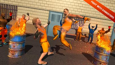 Prison Karate ring Bodybuilder screenshot 4