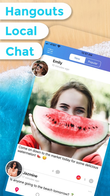 Hangouts - Local Chat