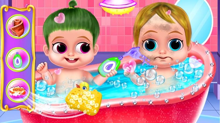 Mom & Baby Twins Care