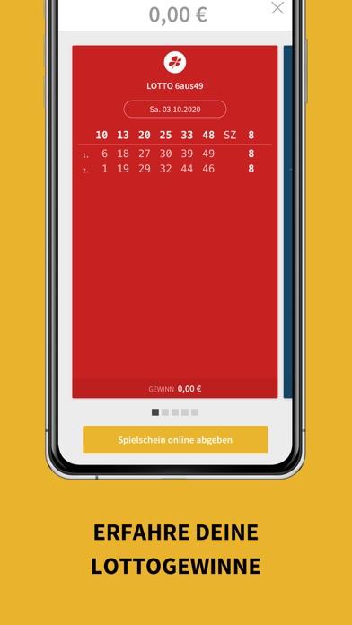 Lotto Scanner für LottoscheineScreenshot von 5
