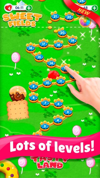 Sweet Sugar Blast Match 3 screenshot-6