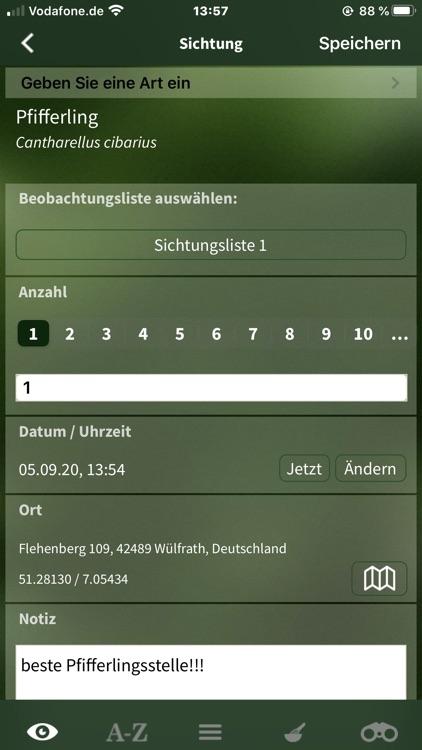 Pilze Sammeln + Bestimmen screenshot-6