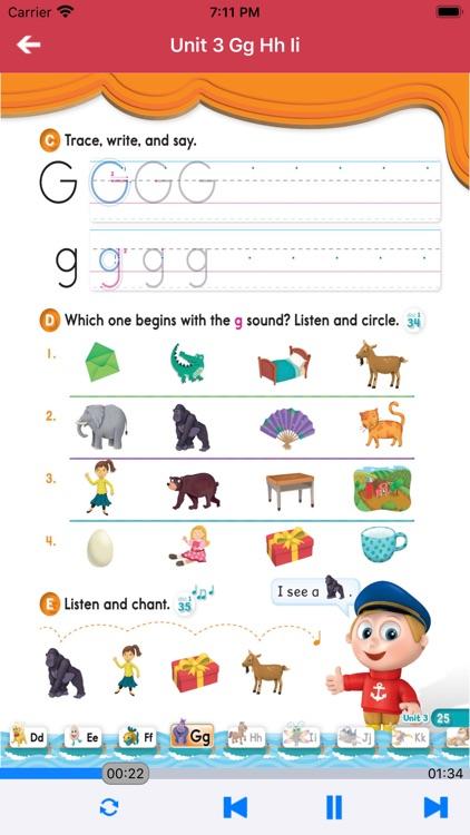 牛津自然拼读世界第1级 -英语启蒙早教课程