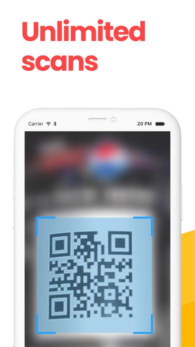 QR Code Reader: QR Scanner screenshot 4