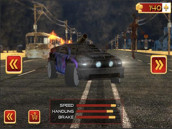 Dash Racer-Siren Head Escape screenshot 6