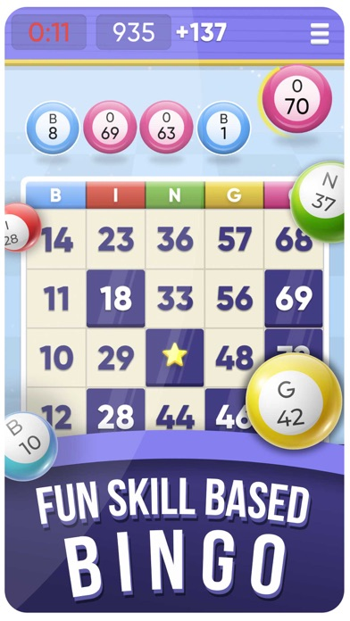 Bingo - Real Money Prizes screenshot 2