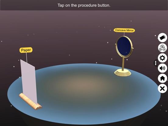 Concave mirror properties screenshot 11