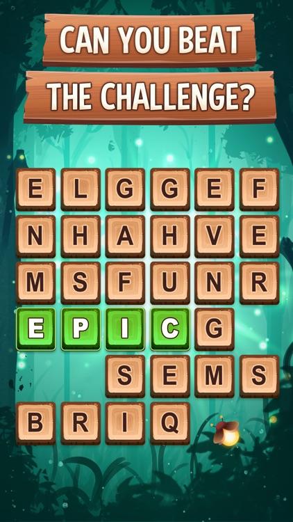 Spell Forest - Word Adventure screenshot-5