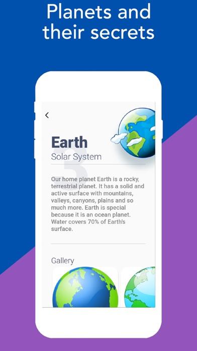 Universe Astronomy For Kids screenshot 8
