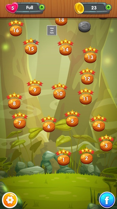 Bubble Shooter:Jungle Book Pop screenshot 2