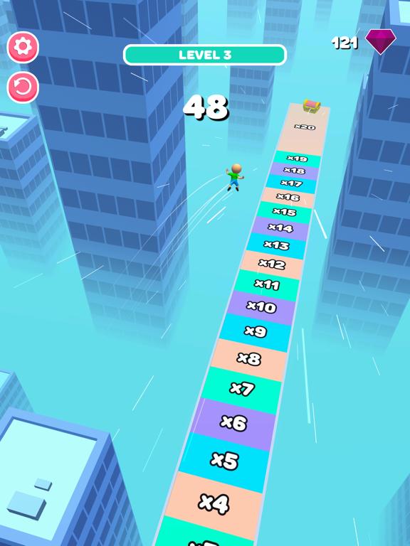 Roof Jumper 3D screenshot 16