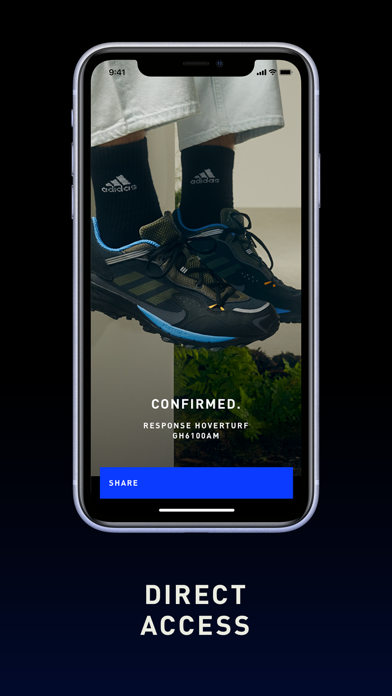 adidas CONFIRMED screenshot 5