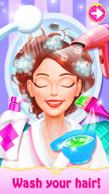 Makeover Games: Makeup Salon screenshot-3
