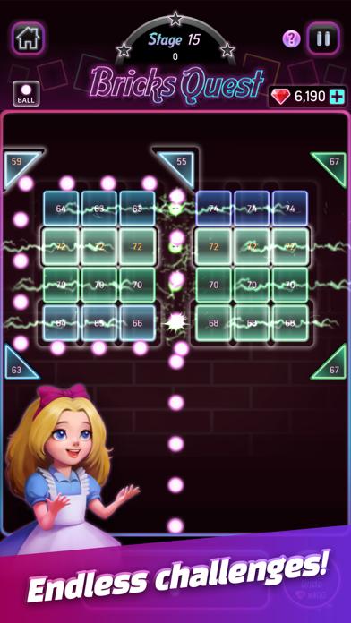 Bricks Quest Originのおすすめ画像1
