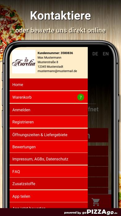 Aurelia Restaurant Stuttgart screenshot 3