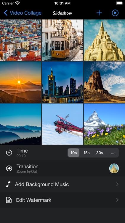 Video Collage - Stitch Videos screenshot-7