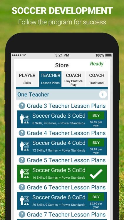 MOTI™ Soccer screenshot-4