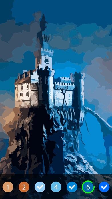 ColorPlanet: Ölgemälde MalbuchScreenshot von 6