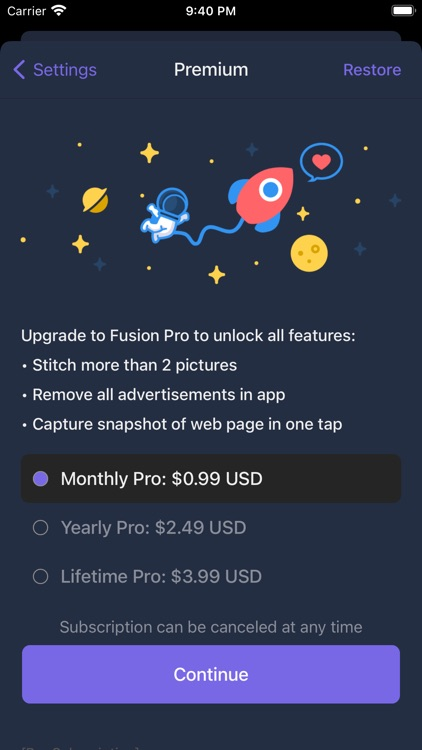 iStitch-Make a long screenshot screenshot-3