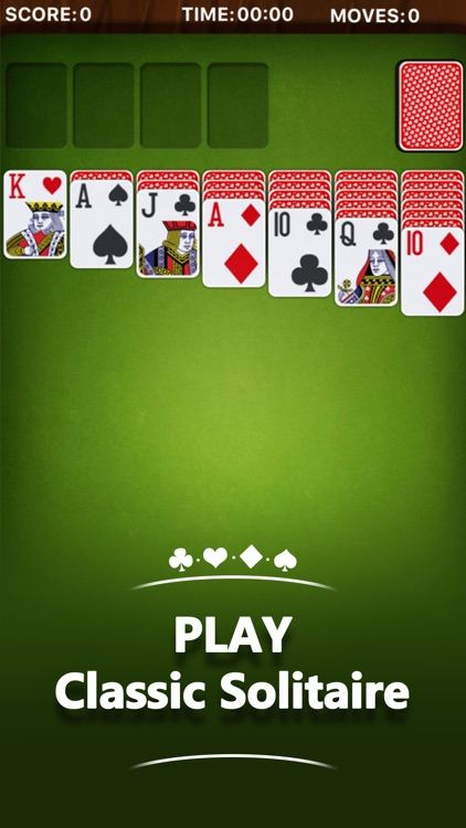 Solitaire Klondike * screenshot-0