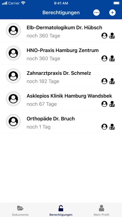 ePA BKK Achenbach BuschhüttenScreenshot von 6