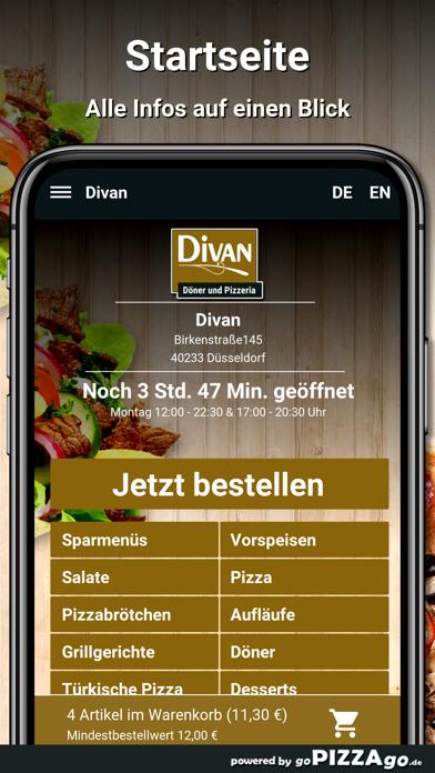 Divan Düsseldorf screenshot 2