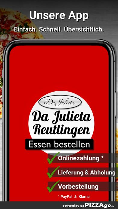 Da Julieta Reutlingen screenshot 1