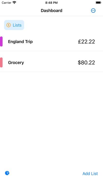 Spend Log: Expense Tracker
