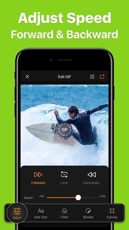 GIF Maker - Make Video to GIFs screenshot-3