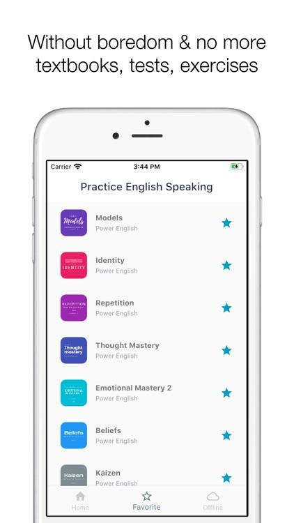 PES: Practice English Speaking screenshot-4